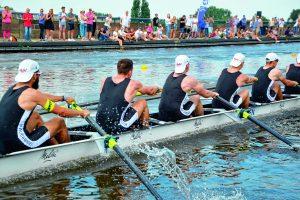 Ruder-Bundesligisten starten am 13. Juli in Minden