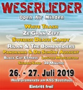 Weserlieder 2019