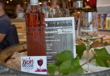 Weinmesse bei Edeka Röthemeier in Petershagen 2018