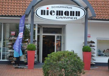 Spray Day bei Schuh Niemann in Cammer August 2019