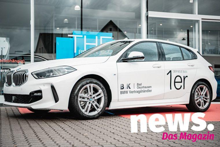Neuvorstellung im Autohaus B & K in Bad Oeynhausen 2019