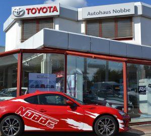 Hybrid-Woche im Autohaus Nobbe 2019