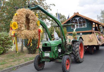 Erntefest Päpinghausen 2019