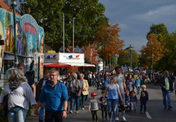 Lahder Herbstmarkt in Petershagen-Lahde 2019