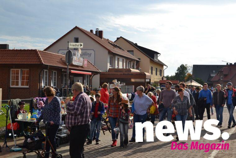 Lahder Herbstmarkt in Petershagen-Lahde 2019