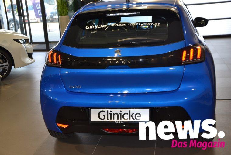 Vorstellung neuer Peugeot 208