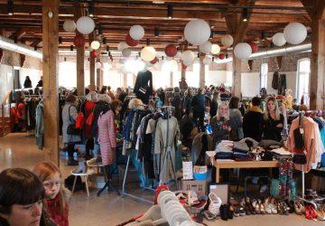 Kleiderwechsel im Gasthof Vehlen November 2019