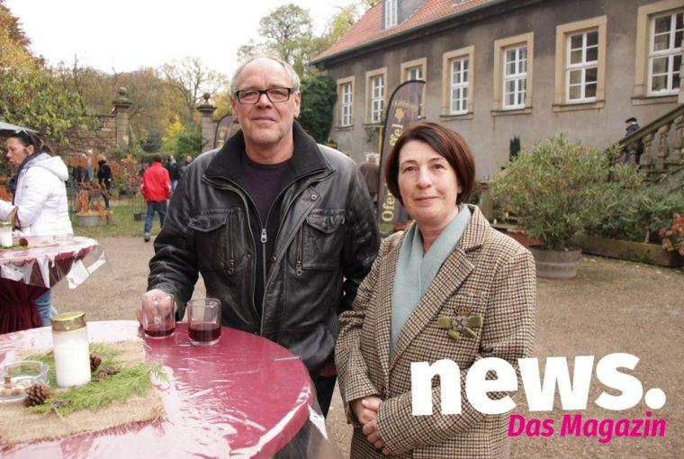 Novemberklüngel auf dem Rittergut Remeringhausen 2019
