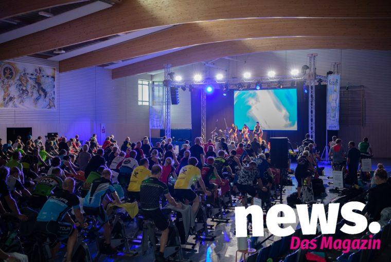 Indoor Cycling Marathon in Möllbergen 2019