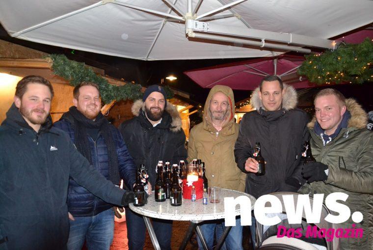 Weihnachtsdorf in Minden-Hahlen 2019