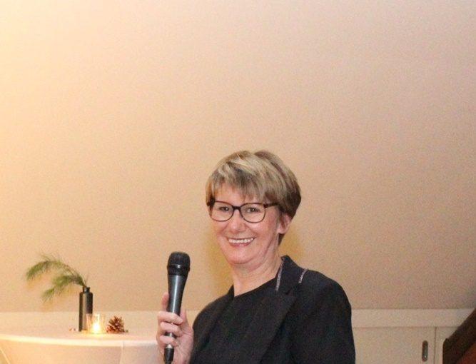 Sarah Brendel im Gasthof Vehlen