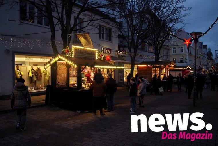 Weihnachtsmarkt in Bad Oeynhausen 2019