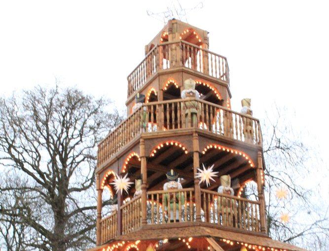 Weihnachtszauber im Schloss Bückeburg