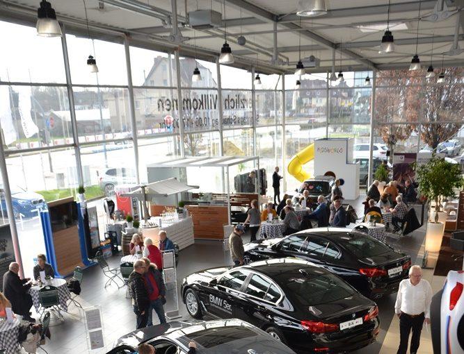 Neuer BMW 5er bei Autohaus B & K in Bad Oeynhausen 2020