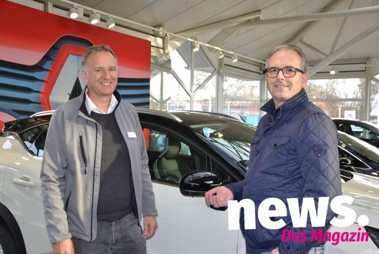Neuer Renault Captur und Angrillen bei Opel 2020