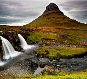 Pressebild Island Kirkjufellsfoss Lowres