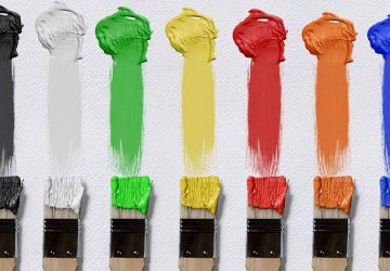 Farben Renovierung