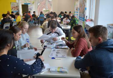 START-Termin in der Kurt-Tucholsky-Gesamtschule Minden 2020