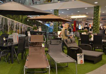 Gartenausstellung bei Porta Möbel 2020