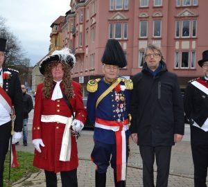 400 Jahre Großer Kurfürst in Minden 2020