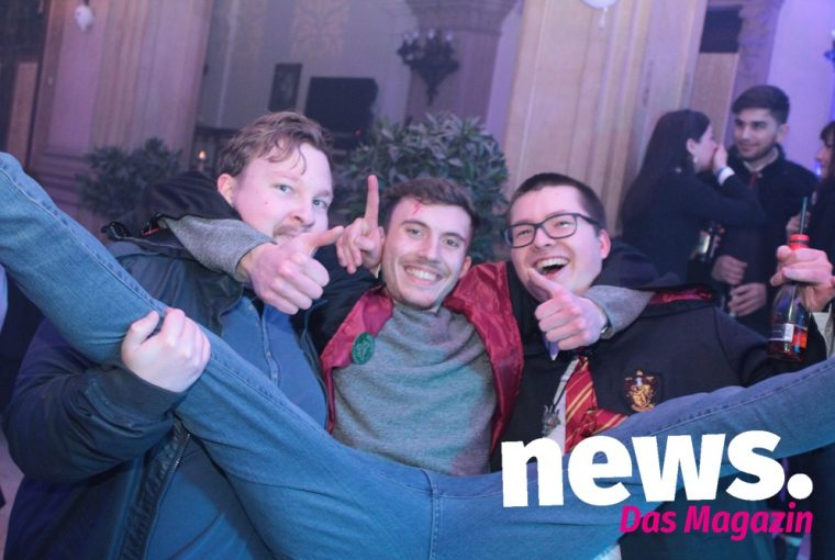 Harry Potter Night bei Blindow 2020