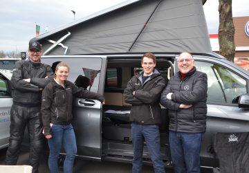 Caravan- und Outdoor-Messe bei porta! 2020