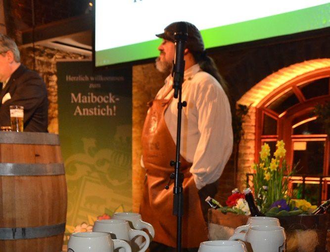 Maibockanstich Brauerei Barre 2020Maibockanstich Brauerei Barre 2020