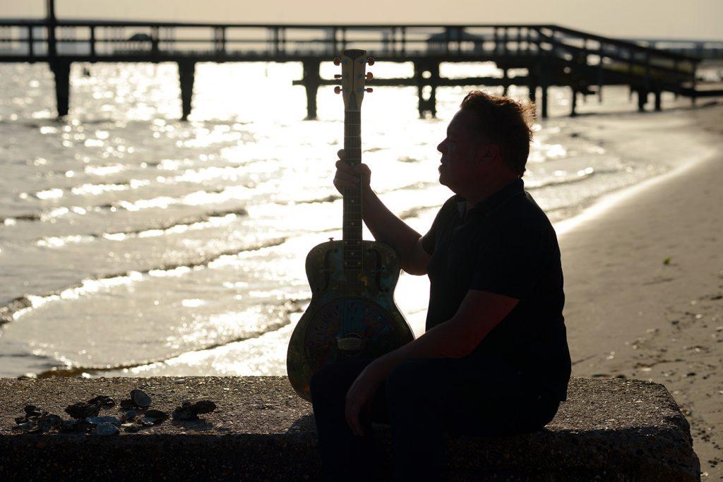 Richie Arndt / Memphis & Mississippi. Foto: Raphael Tenschert