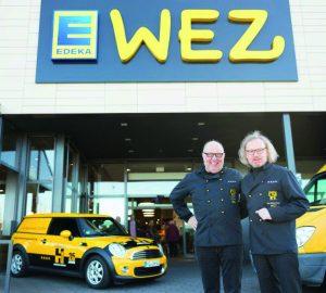 WEZ HOLLAND'S GOURMET SERVICE