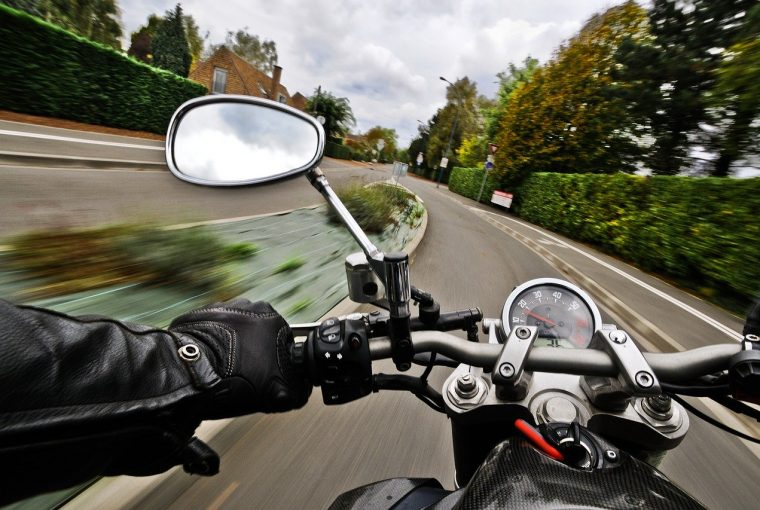 Motorrad März