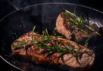 Die Welt des Steaks