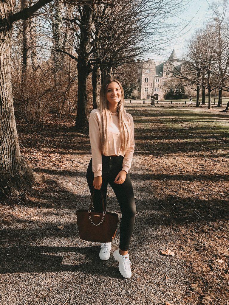 Isabell Bueckeburg Schlosspark