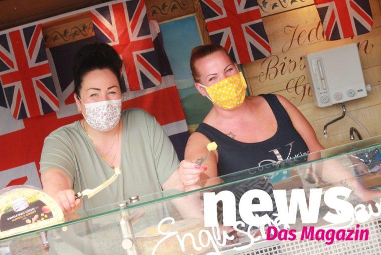 British Weekend auf dem Rittergut-Remeringhausen 2020