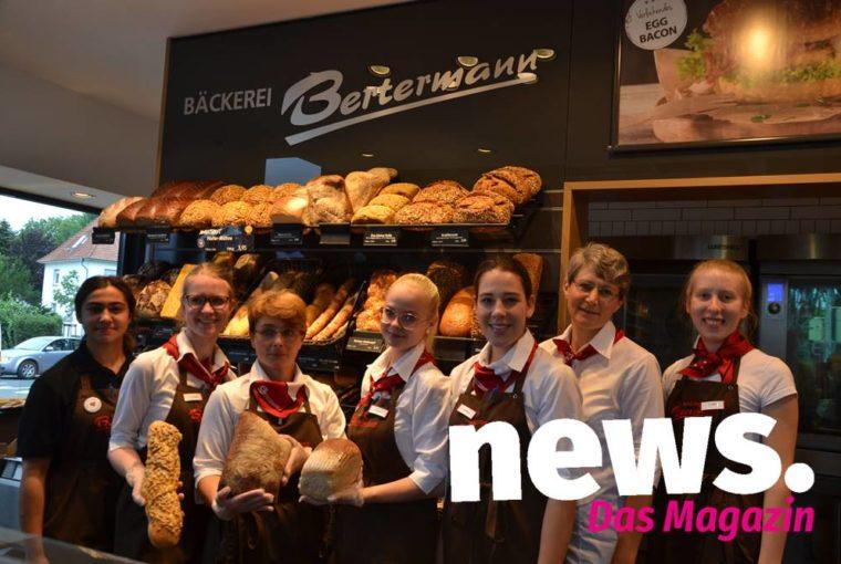 Wiedereröffnung Bäckerei Bertermann 2020