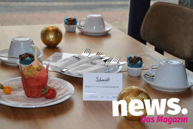 Neueröfffnung Bäckerei Schmidt in Minden 2020