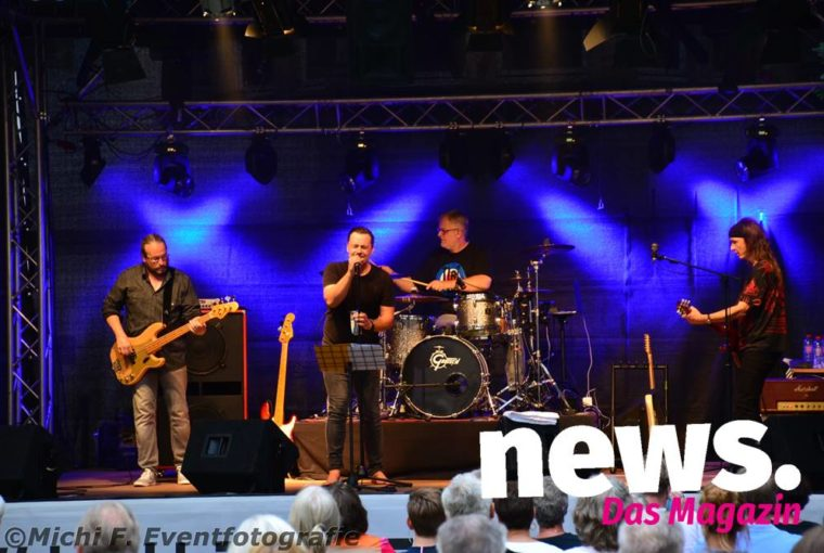 Kultur im Hof-Magic Buzz - The WHO Cover Band