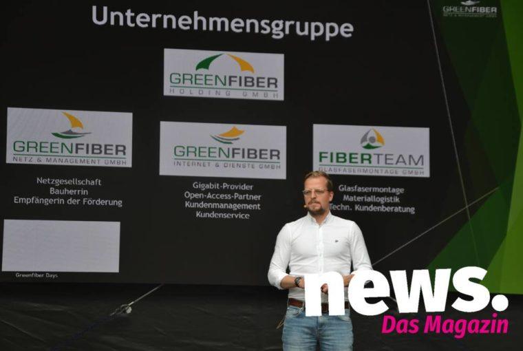 Open House bei Greenfiber