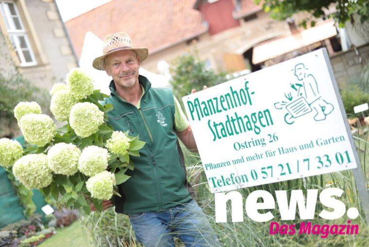 Romantik Garden im Rittergut Remeringhausen 2020