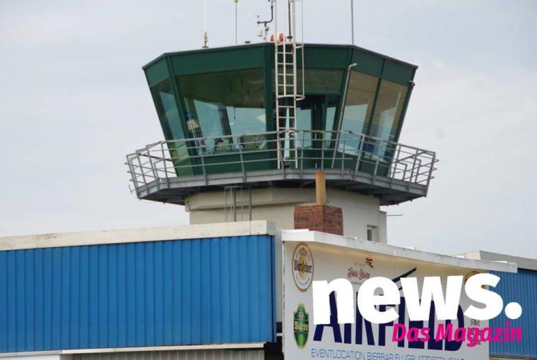 Einjähriges Bestehen Airfield, Porta Westfalica