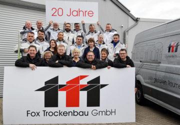 Thomas Fox Trockenbau