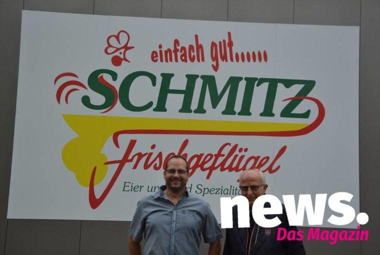 Eröffnung Geflügel Schmitz 2020