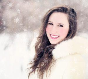 Beauty im Winter