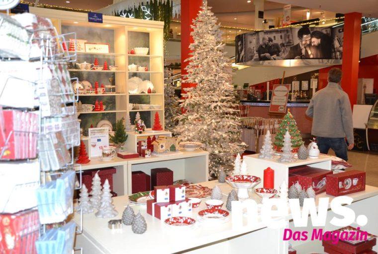 Weihnachts-Ausstellung bei Porta Möbel 2020