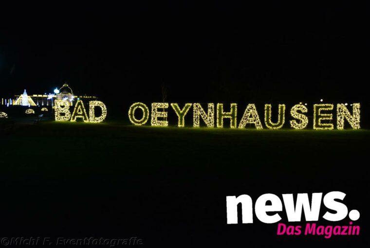 Weihnachtliche Lichter Bad OeynWeihnachtliche Lichter Bad Oeynhausen 2020hausen 2020