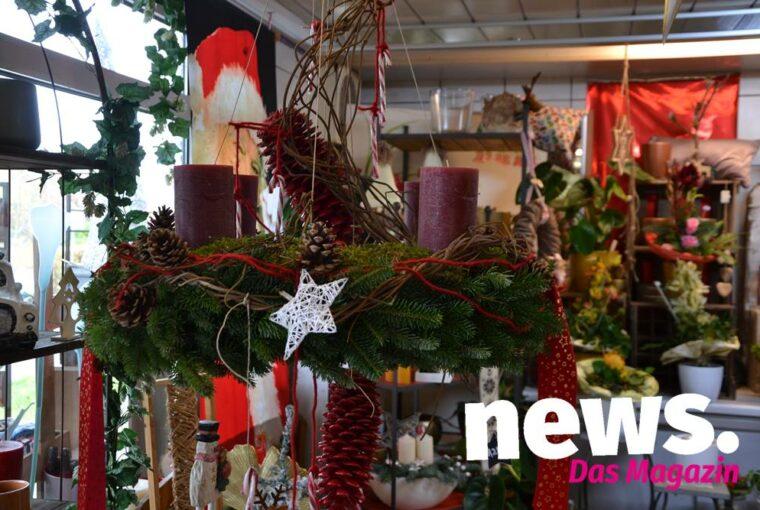 2020 - Weihnachts-Ausstellung bei Blumen Dreyer